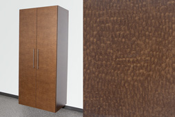 Bronze Cabinet Option