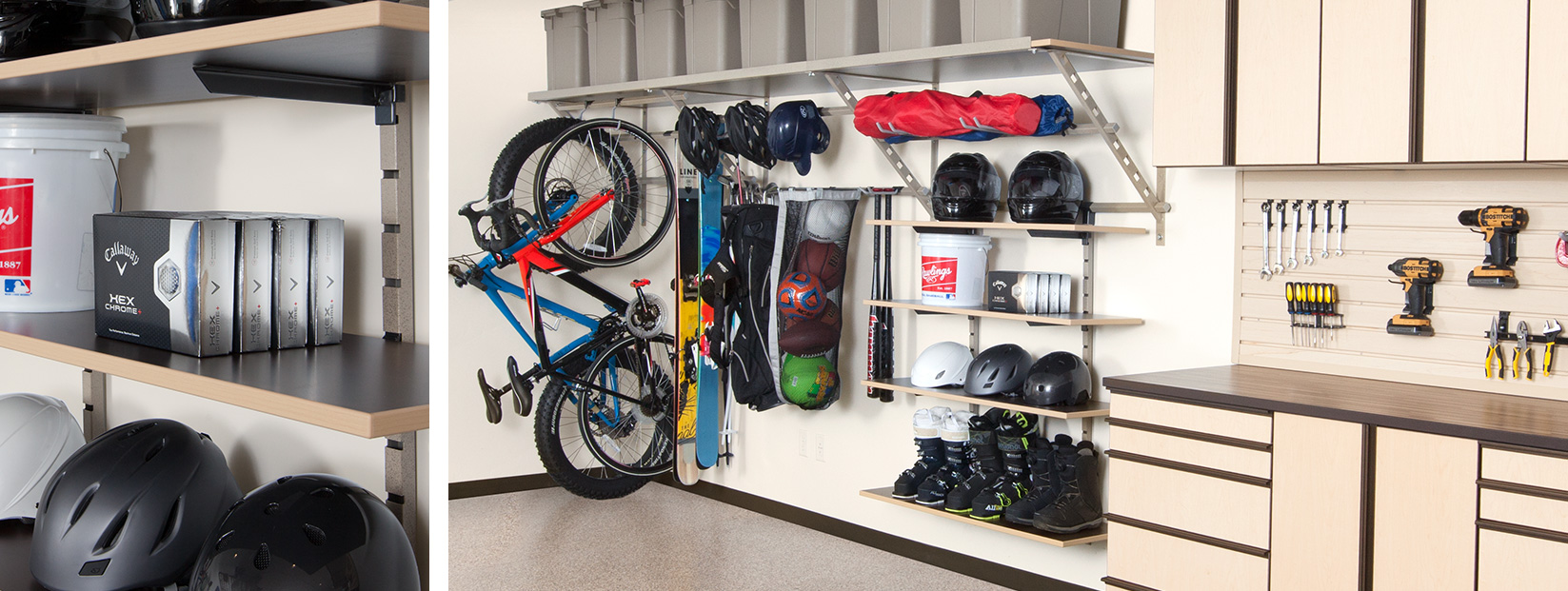 Garage Shelving System Cincinnati