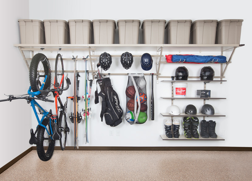 Cincinnati Garage Shelving