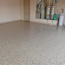 Epoxy Garage Flooring Cincinnati
